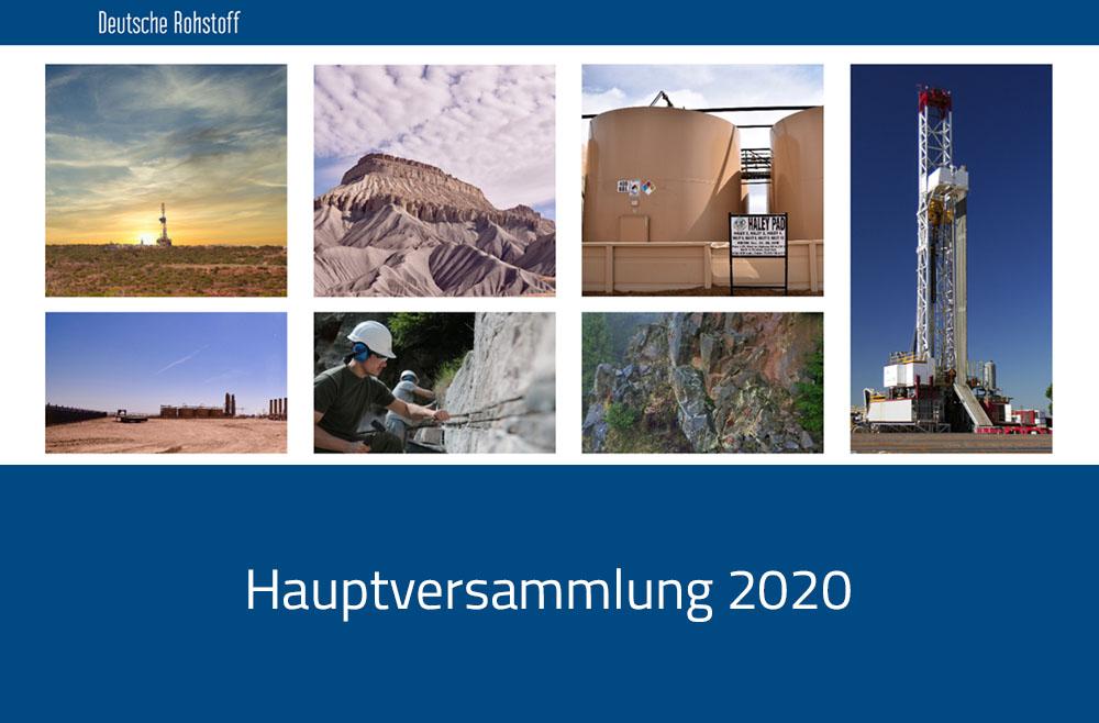 Hauptversammlung 2020-de-cover