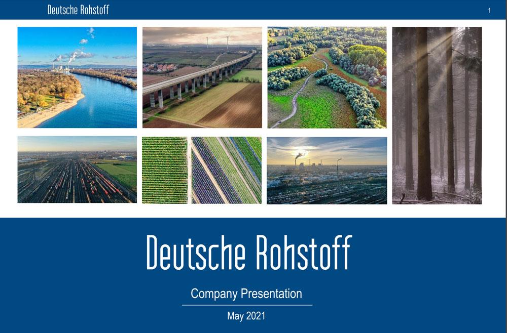 2021-5 Company Presentation Cover english