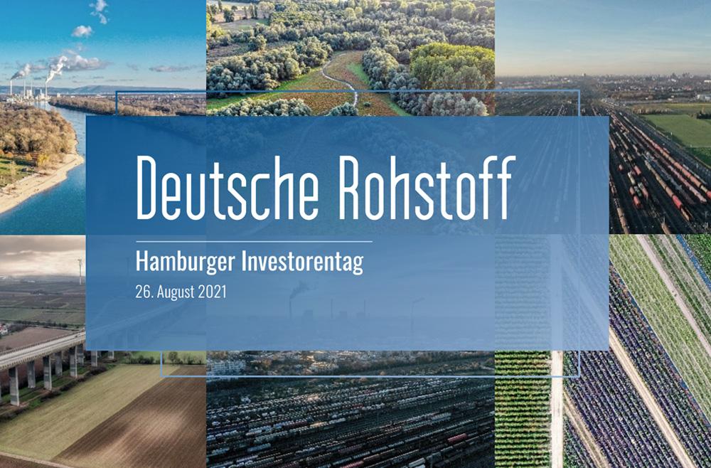 2021-08-26 cover Presentation Hamburg German