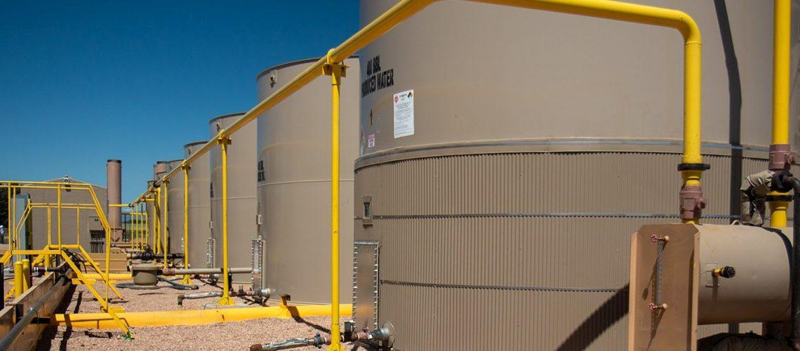 Deutsche Rohstoff Oil and Gas north of Denver